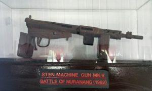 Rifleman Jaswant Singh Gun MMG