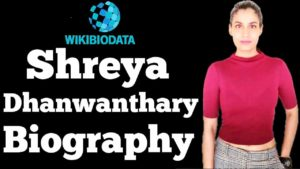 Shruthi Dhanwanthary