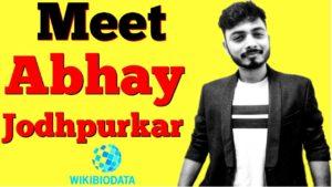 Abhay Jodhpurkar