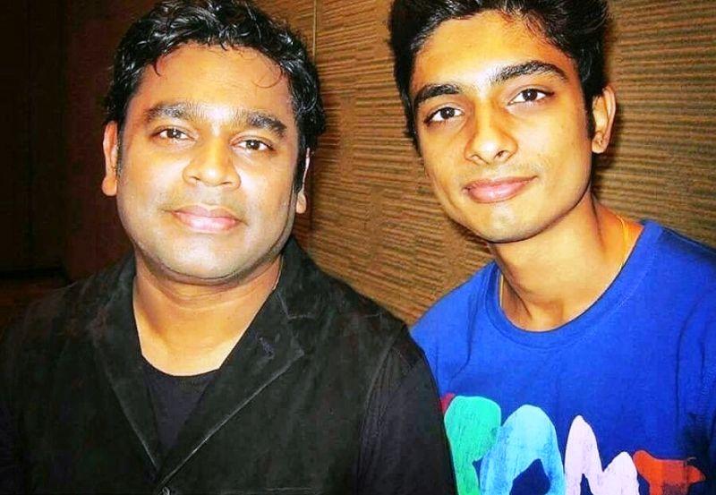 Abhay Jodhpurkar With AR Rahman
