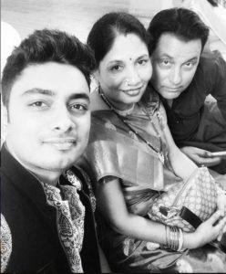 Abhay Jodhpurkar family