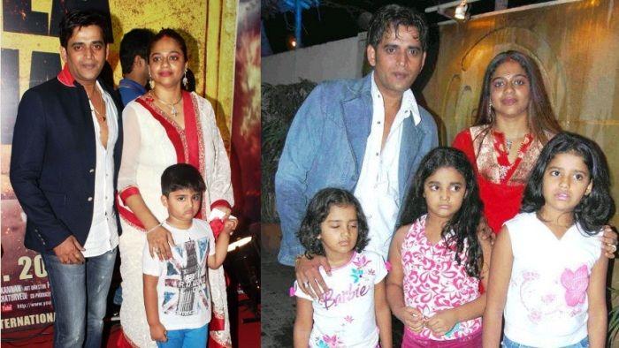 Riva Kishan family