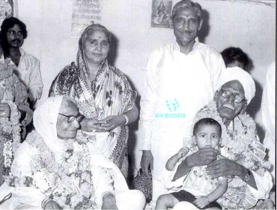 Mahashay Dharampal Gulati Parents