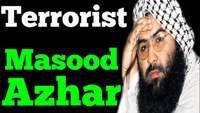 Masood Azhar Terrorist