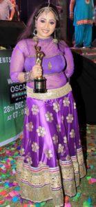 Rani Chatterjee Best Actress Bhojpuri Film Awards