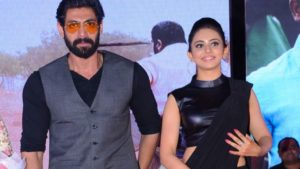 Rakul Preet Singh on dating Rana Daggubati