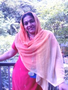 Mugen Rao mother