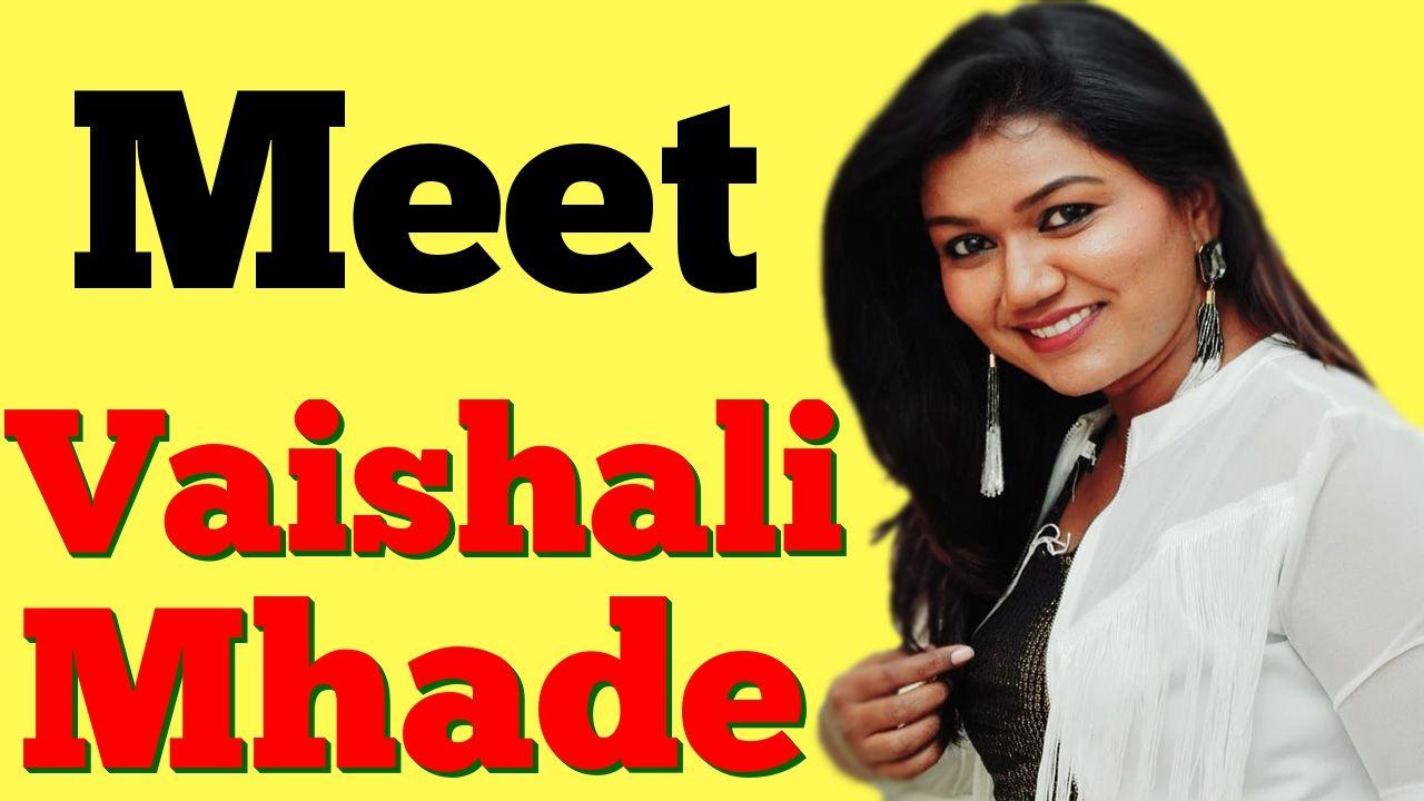 Vaishali Mhade