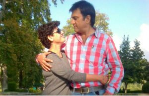 Aditi Sharma parents