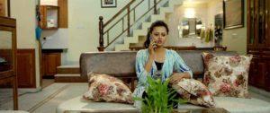 Mridula Mahajan in the Bollywood movie Tank Cleaner