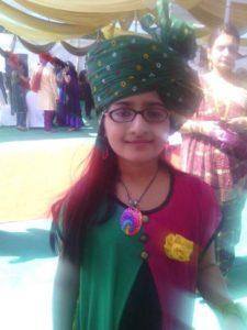 Aayudh Bhanushali sister