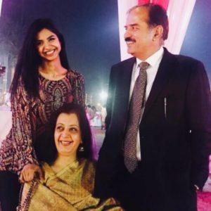 Meghna Chautala family