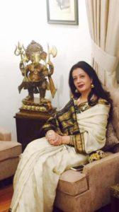 Meghna Chautala mother