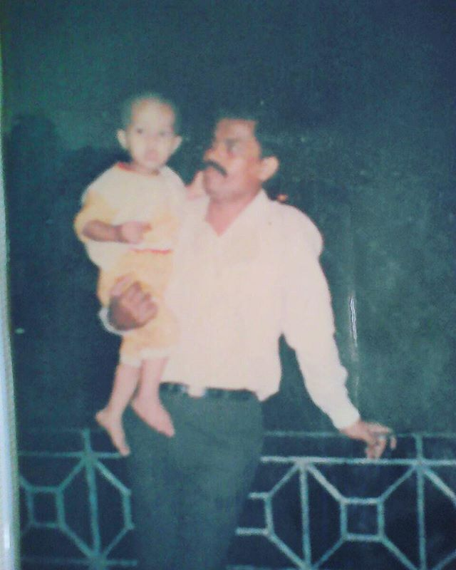 Prasad Jawade childhood