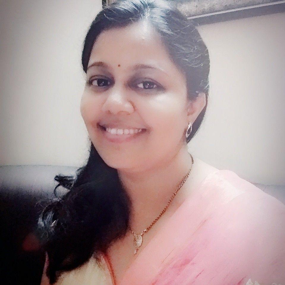 Prasad Jawade sister Priti Goje
