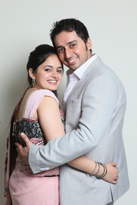 Saisha Bajaj parents