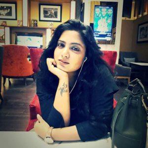 Kavita Radheshyam tattoo