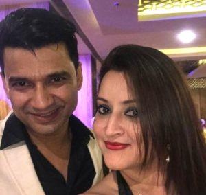 Aurra Bhatnagar Badoni parents