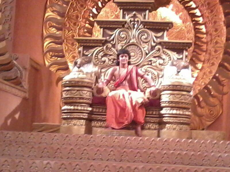 Pravisht Mishra in Mahabharat