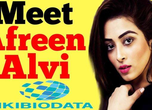 Afreen Alvi