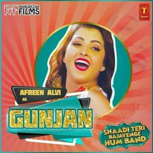 Afreen Alvi in Shaadi Teri Bajayenge Hum Band