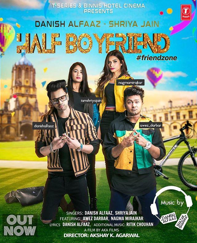 Half Boyfriend