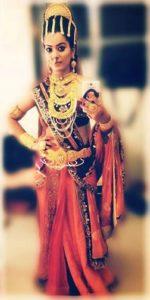 Nidhi Jha in Sankatmochan Mahabali Hanuman