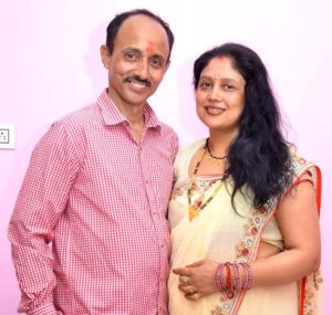 Nisha Guragain parents