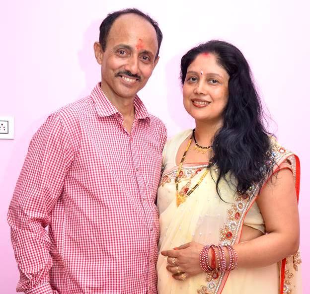 Nisha Guragain parents