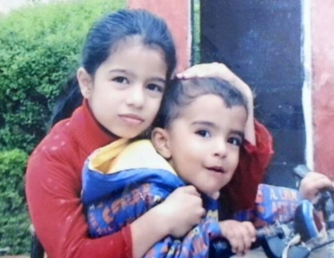 Puja Thakur Sekera children