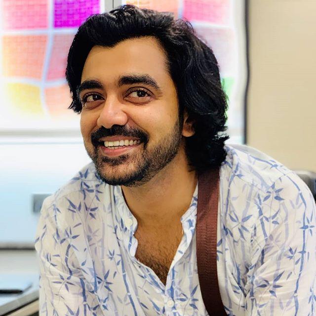 Sandeep Sridhar Dhabale
