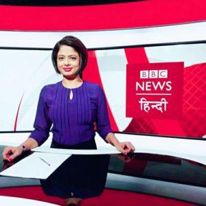 Sarika Singh BBC News