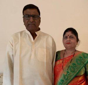 Sarika Singh parents