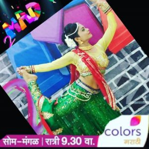 Sonal Vichare in 2 Mad Dance