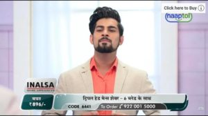 Tehraan Bakshi in tv ads