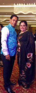 Tehraan Bakshi parents