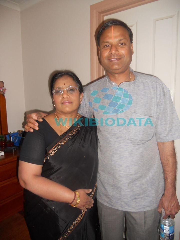 Vini Raman Parents