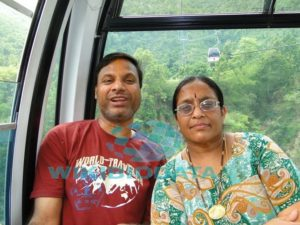 Vini Raman father and mother