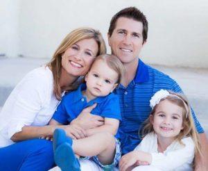 Chase Stokes family