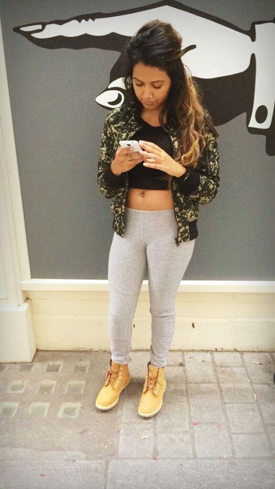 Jasmine Masih Height
