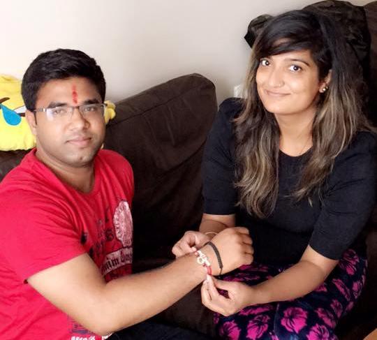 Jasmine Masih sister and brother
