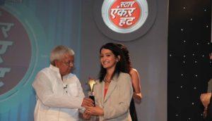 Meenakshi Kandwal, Star Anchor Hunt Award