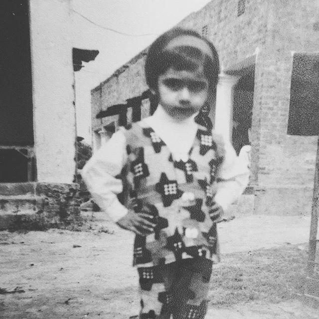 Naghma Sahar childhood