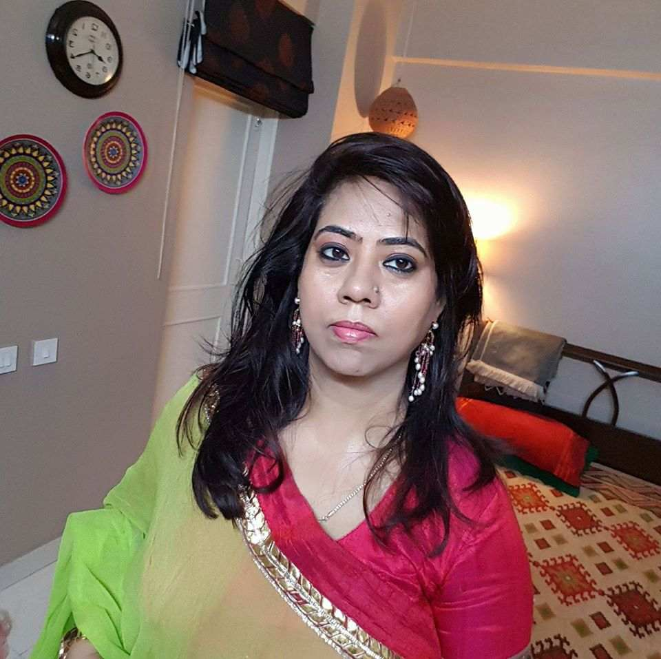 Naghma Sahar sister