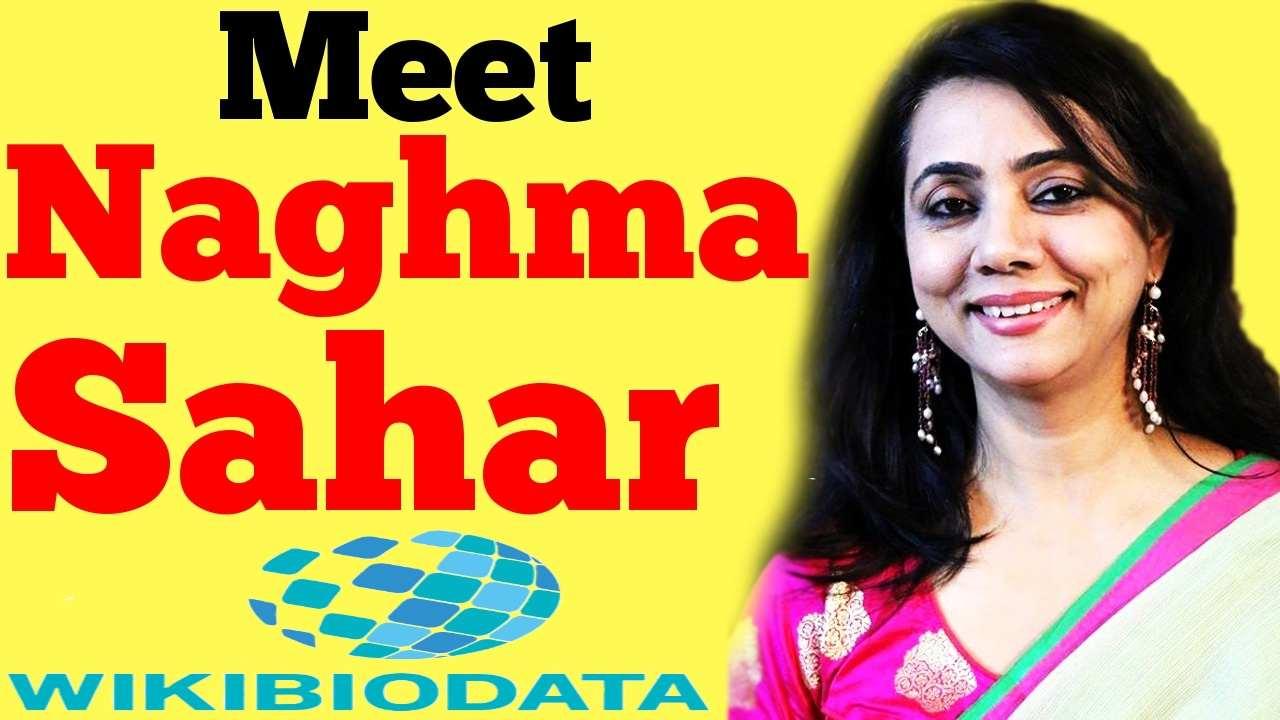Naghma Sahar