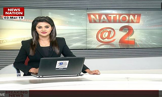 Naina Yadav News Nation