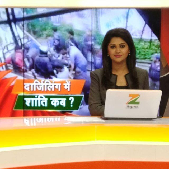 Naina Yadav Zee News