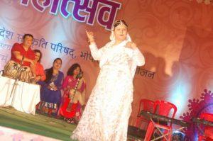 Nidhi Vasandani mother