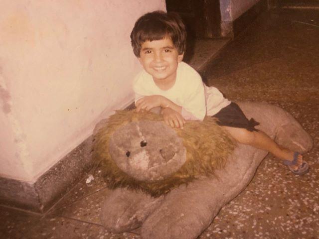 Priyanka Sharma childhood