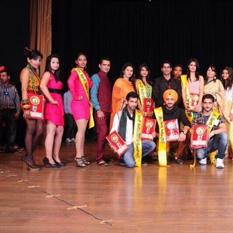 Sharanya Jit Kaur Model